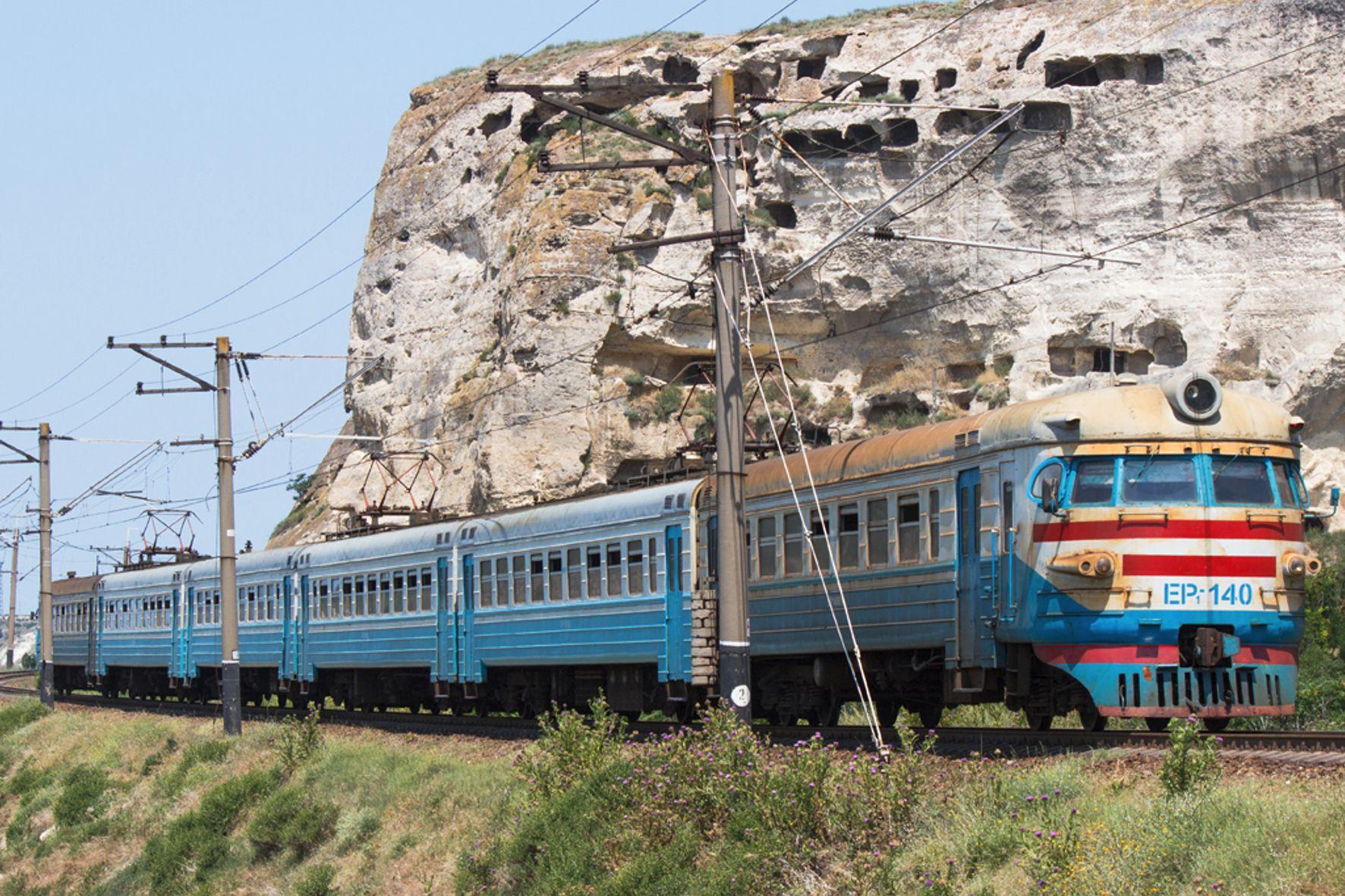 Крым ответил Украине на просьбу о возвращении поездов